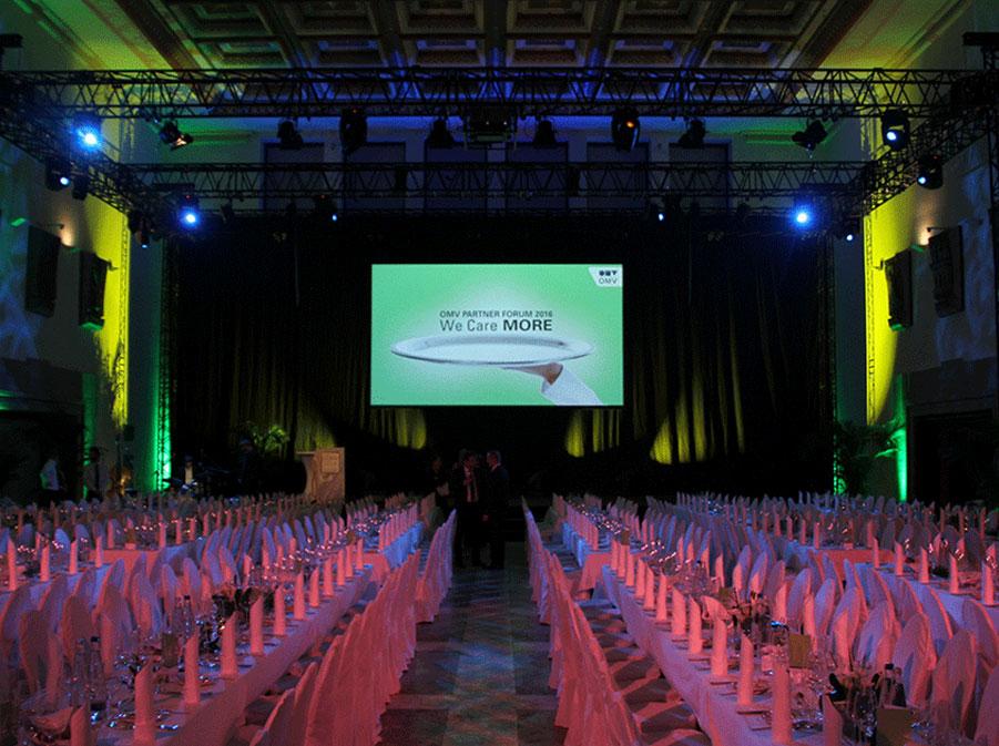 OMV Partnerforum 2016 München